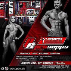 SAMPLE SATURDAYThis week its @prosupps_uk at our  #Liverpool store today  And...we are doing a crazy in-store offer today only too:  Buy a 2lb tub of PS Whey & a Mr Hyde Pre-Workout for just 39.95!!  Various flavours available. Offer is today only Liverpool store only.  We will have numerous flavours of various products available to live sample blended ice cold free of charge every ProSupps Purchase also gets a free sample sachets to take away too!  So come see the team and grab yourself a…