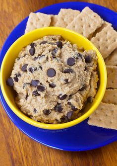 The newest healthy cookie dough dip flavor – chocolate chip banana bread! What's not to love???! A new version of theHealthy Cookie Dough Dip. The cookie dough dip is always especially popular around this time each year, because so many of you make it for football or Super Bowl parties. I wanted to create a...View The Recipe »
