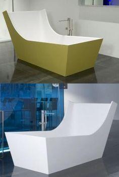 The Cuna Bathtub by marcia