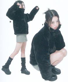 Look Fashion, 90s Fashion, Korean Fashion, Fashion Outfits, Fashion Design, Japanese Street Fashion, Japan Fashion, Human Poses Reference, Pose Reference Photo