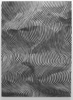 "Mark Hagen ""A Perfumed Fog Overwhelming the Village ((Zebra))"" , 2008"