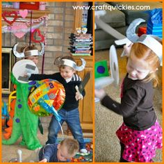 Fun, easy and cheap How to Train Your Dragon Party ideas from Craft Quickies!   ...you had me at CHEAP lol