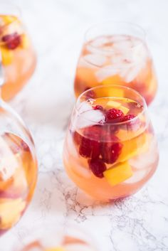 Sparkling Summer Solstice Sangria Recipe with @DrOetkerUSA | Entertaining tips, cocktail recipes, party ideas, summer solstice ideas and more from @cydconverse #ad