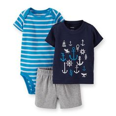 From : babykids.larisin.com Anchor tee  stripes bodysuit  grey pant Size : 6 9 12 18 24 m Standard size Merk : carters Harga : 165.000 info: Line : ninda_fathir #celanaanak #celanajogeranak #celanaanakkece #celanaanaklaki #celanaanakperempuan #jogerpants #jogerkids #bajuanak #bajuanakkecil #bajuanaklaki #bajuanakperempuan #bajuanakbranded #bajubalita #bajubayi #bajuanakkece #dressanak #dressanaklucu #minidress #minidressanak #bajukoko #kokoanak #kemejaanak #kemejabayi #kemejabalita #jumper…