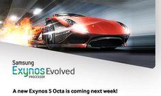 Un nuevo Samsung Exynos 5 Octa estará listo para la puesta de largo del Galaxy Note 3 http://www.xatakandroid.com/p/95819