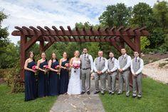 Lexington, VA Wedding Photographers | House Mountain Inn Wedding | Jackie   Travis