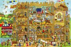 Castle Castles Children's Puzzles