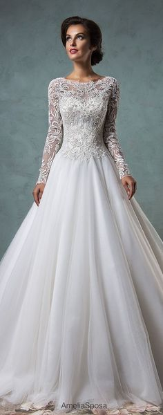 Amelia Sposa Wedding Dress 2016