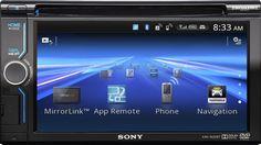 Amazon.com : Sony XAV602BT 6.1-Inch Bluetooth AV Receiver with App Remote & Pandora Control : Car Audio Sony : Electronics