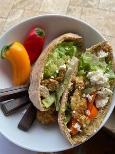 Healthy Snacks, Healthy Eating, Healthy Junk, Plats Healthy, Vegetarian Recipes, Healthy Recipes, Eat This, Good Food, Yummy Food