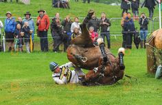 Investigates the factors that creates horse falls and correlational factors associated with rotational falls in eventing.