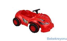 Pilsan Speedy Pedallı Araba ( Kırmızı )