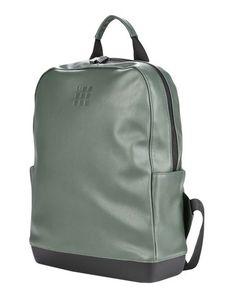 MOLESKINE Unisex Backpacks   Fanny packs Military green -- -- Moleskine 619456f5bb835