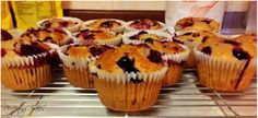 Mixed Berry Muffins Pic