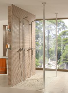 it's my dream to have double shower heads!