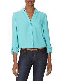 The Ashton Blouse from THELIMITED.com #TheLimited
