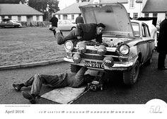 Jim Clark 1966 RAC Rally
