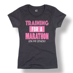 Training For Marathon On Couch – Luconic