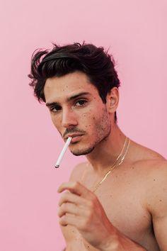 Diego Barrueco at ReQuest Models by Kara Nixon