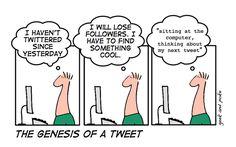 Twitter humor LOL ever felt like this?