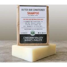 Vegan Zero-Waste All Natural Coconut Conditioning Shampoo Butter Bar. Oooooooh!