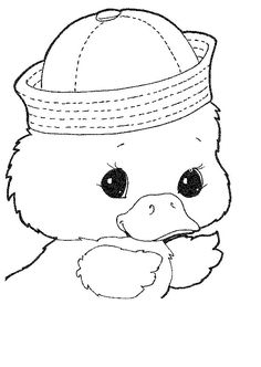 Cute Fox Coloring Pages Find This Pin And More On Printable Birds