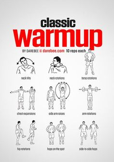 workout warm up stretches \ workout warm up ; workout warm up exercises ; workout warm up stretches ; workout warm up at home ; workout warm up pre ; workout warm up exercises cardio ; workout warm up cardio Fitness Workouts, Gym Workout Tips, Ab Workout At Home, At Home Workouts, Easy Daily Workouts, 30 Min Workout, Bed Workout, Workout Body, Exercise Workouts