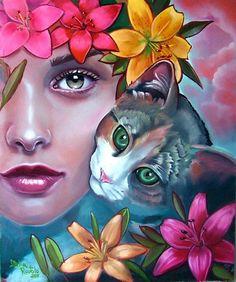 Italia Ruotolo   Italian Pop Art painter