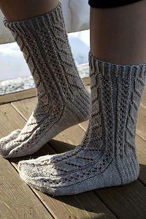 Ravelry: Ingel pattern by Marika Lepistö Wool Socks, Knitting Socks, Knitting Needles, Hand Knitting, Knitting Ideas, Crochet 101, Crochet Slippers, Ravelry Free, Cosy Outfit