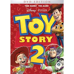 Toy Story 2: Special Edition 2010 DVD $15