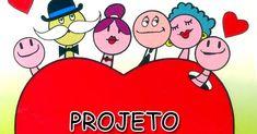 Projeto de educação infantil para trabalhar o tema família com educação infantil, com várias atividades para desenvolver em sala de aula.