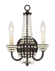 View the Quoizel OPA8702 Opera 2 Light Wall Sconce at Build.com.