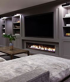 Perfectly Captivating Basement Design Ideas Check out these 27 colorful and bright basement designs.Check out these 27 colorful and bright basement designs. Modern Basement, Basement Bedrooms, Basement Bathroom, Rustic Basement, Basement Kitchen, Bathroom Ideas, Dark Basement, Man Cave Basement, Basement Office