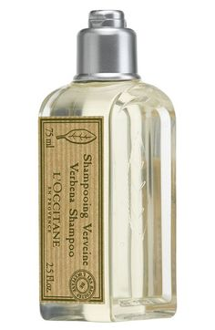 l'occitane verbena shampoo. first tried this at the four seasons hotel. am told by a l'occitane sales agent, this shampoo is only available twice per year in stores, and gets snapped up quickly. smells so divine! #loccitane #verbena #shampoo