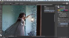 How to Add a Realistic Glow to Your Photos in Photoshop (Video). Video: Brooke Shaden. http://www.picturecorrect.com/tips/how-to-add-a-realistic-glow-to-your-photos-in-photoshop/