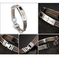 Item Type  Bracelets Fine or Fashion  Fashion Style  Trendy Gender  Men  Setting 7816b6d8cdab