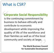 8 Best Csr Definition Images Business Corporate Social