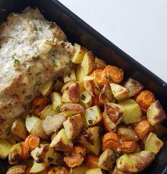 Du søgte efter one pot – Tortilla Wraps, One Pot Pasta, Pesto, Chicken, Dinner, Ethnic Recipes, Dining, Food Dinners, Cubs