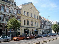 El #Verzetsmuseum es el Museo de la Resistencia de la capital holandesa. http://www.guias.travel/blog/verzetsmuseum-el-mejor-museo-historico-de-holanda/ #turismo #viajar #Ámsterdam #Holanda
