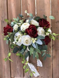 rustic bouquet wedding flowers - Page 7 of 101 - Wedding Flowers & Bouquet Ideas Bridal Bouquet Fall, Silk Wedding Bouquets, Bridesmaid Bouquet, Wedding Flowers, Wedding Dresses, Elegant Wedding, Fall Wedding, Rustic Wedding, Wedding Vintage