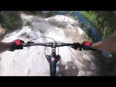 Ride & Fail - Riding the NINER @ Carter Road MTB Trails - Few Clips