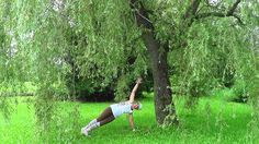 Side plank pose Plank Pose, Side Plank, Handstand, Cross Country, Horses, Yoga, Plants, Cross Country Running, Handstands