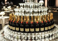 Moet & Chandon Imperial Champagne (featured in The Great Gatsby) at the Tiffany & Co. Blue Book Ball at Rockefeller Center in NYC April 18.