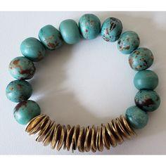 Turquoise Jewelry, Boho Jewelry, Turquoise Bracelet, Beaded Jewelry, Jewlery, Jewelry Necklaces, Jewelry Design, Beaded Bracelets, Bracelet Display