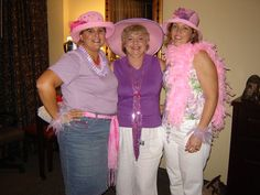 Pink Hatters