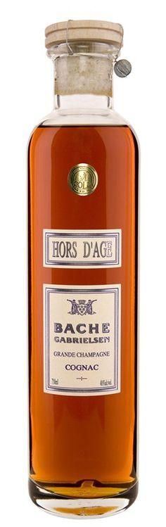 Bache Hors d'Age Grand Champagne Cognac