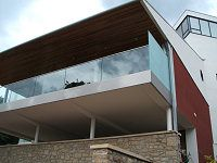 Glass Balustrade Glass Balustrade, Stairs, Skylights, Outdoor Decor, Design, Home Decor, Style, Swag, Stairway