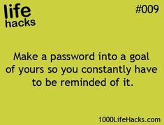 Life Hack #9