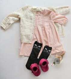 e39c7a0c3d20 Fall Winter Baby Girl Outfits