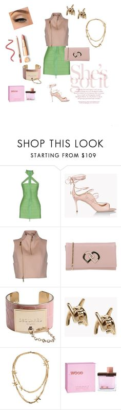 """""""She's Got It... Dsquared2"""" by gigiglow ❤ liked on Polyvore featuring Dsquared2 and Masquerade"""